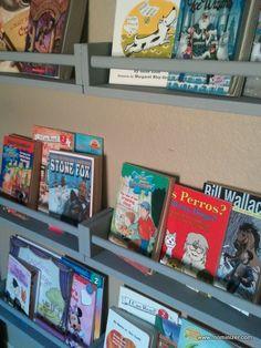 Ikea Spice Rack Bookshelves (2)
