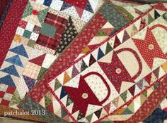 Patchalot More: March Melody of Quilts