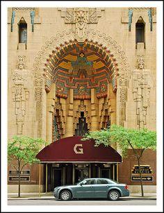 detroit landmark | Detroit's glorious landmark - the Guardian Building