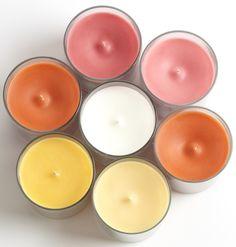 PartyLite Essential Jar Candles