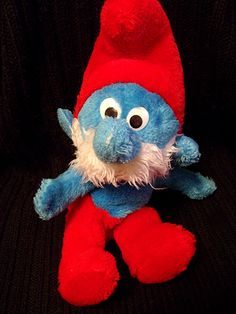 childhood blast, favourit papa, rememb childhood, childhood memori, nostalgia, papa smurf, childhood board, kid, 80s toy
