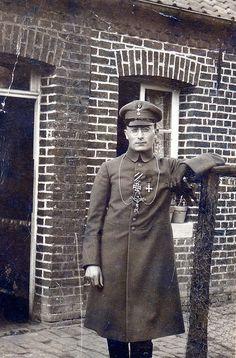 Catholic chaplain, German Army, WW1