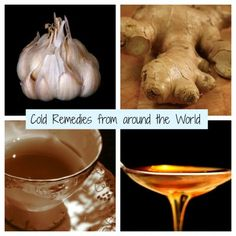 9 cold remedies from around the world