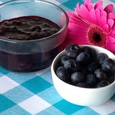 An easy blueberry sauce recipe that is suitable to use in all kinds of desserts.. Blueberry Sauce Recipe from Grandmothers Kitchen.