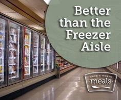OAMM Better Than The Freezer Aisle