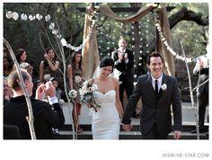 Cotton and all.... rustic weddings, outside wedding, garland, theme weddings