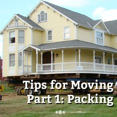 Tips and tricks when you're moving. #moving #packing