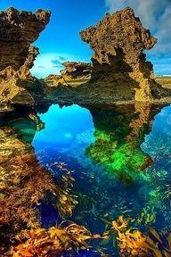 Sorrento Back Beach, Austrailia...take me there! - ANN #ANNJANEcomingsoon