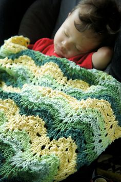 Ravelry: Road Trip Blanket pattern by Tanis Gray free pattern but in softer colors
