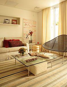 10 dicas para Salas e Sofás - Acervo de Interiores