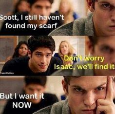 Tyler scot scarf bondage