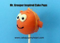 Cake Pop My Heart: Bubble Guppies bubble guppies cake pops, guppi theme, guppi birthday, bubbl guppi