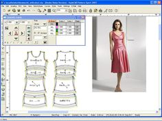 Best Software for Pattern Making - A blog post by http://sewingandstyle.blogspot.co.uk/2012/04/best-software-for-pattern-making.html