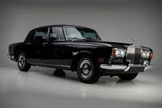 Johnny Cash's 1970 Rolls-Royce Silver Shadow For Sale 2