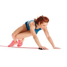 Crawler: works your shoulders, abs, butt and legs all at once!