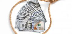 The Noose  When dealing with chronic illness, it's an endless struggle to pay the bills, even with a full-time job.