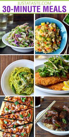 30-Minute Meals #recipe