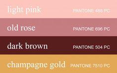 Vintage color palatte idea 3