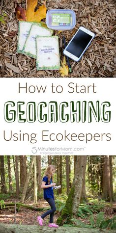 How to Start Geocach