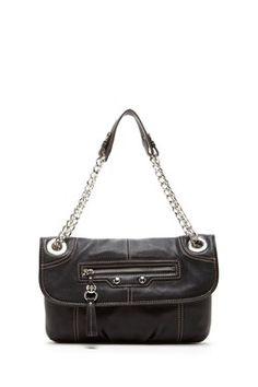 Aimee Kestenberg Vanessa Chain Link Shoulder Bag