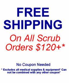 Smart scrubs coupon