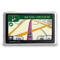 #4: Garmin nvi 1350LMT 4.3-Inch Portable GPS Navigator with Lifetime Map  Traffic Updates