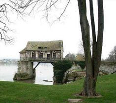 build a bridge and a home