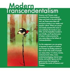 transcendentalism essential essays of emerson and thoreau summary Transcendentalism essay examples a summary of transcendentalism and the importance of an introduction to the analysis of ralph emerson and transcendentalism.
