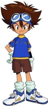 Digimon Season 1: Tai