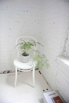The Tribeca loft of fasion designer Gillian Tennant