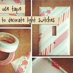 I thought of this earlier but I never got down to doing it........can u use duct tape????