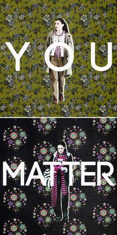 Molly Hooper: You matter.