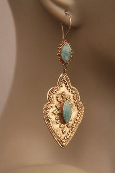 vintage gypsy earring