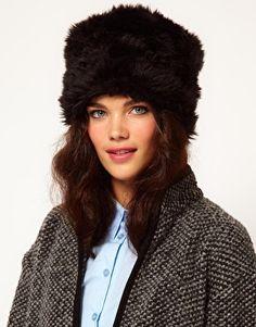 Enlarge River Island Fur Cossack Hat