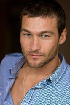 Andy Whitfield :-) One in a million :-)