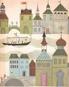Alice and Martin Provensen's World--A River Runs Through It