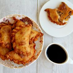 Epok Epok Sardine: Sardine Curry Puffs