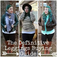 Lola, Tangled: The Best Leggings and Some Fall/Winter Outfit Inspiration for Curvy Girls on a Budget