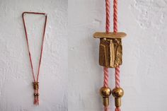 Past-season limited edition Erin Considine necklace. Email info@erinconsidine.com for availability.
