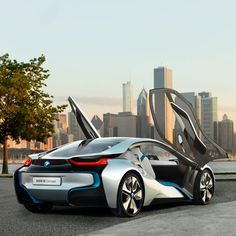 i8 Concept by BMW