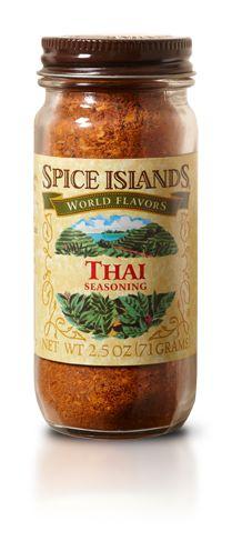 Thai Seasoning - Seasoning Mixes