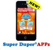 ALL SUPER DUPER APPS NOW ONLY $1.99 ..........WOW!!!!!!!  http://www.superduperinc.com/apps/apple.aspx