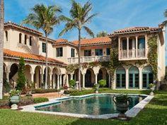 Mediterranean Beauty, Palm Beach FL