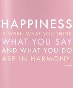 life, harmoni, true, happiness quotes, inspirational quotes