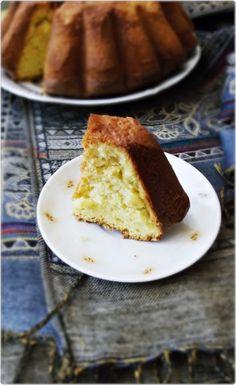 mayonnaise cake (Babka majonezowa) -- Polish