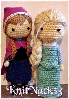 Hey, I found this really awesome Etsy listing at https://www.etsy.com/listing/128785875/princess-crochet-doll-plush