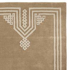 Gobi Wool Rug – Mocha #serenaandlily
