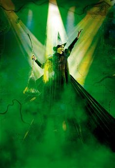 Wicked, my favorite!