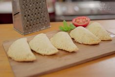 empanadas de queso- el gran chef