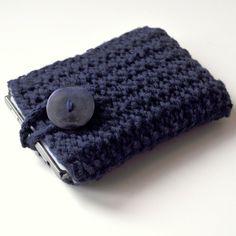 etui na telefon w The Wool Art na DaWanda.com